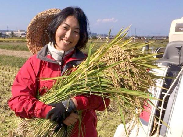 海外勤務から農家の嫁に転身