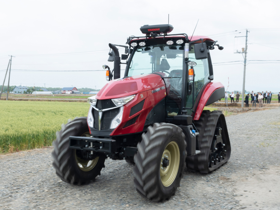 ロボット農機と最先端の情報基盤でスマート農業を加速 ~NTTグループと岩見沢市、北海道大学との農業分野における産官学連携~
