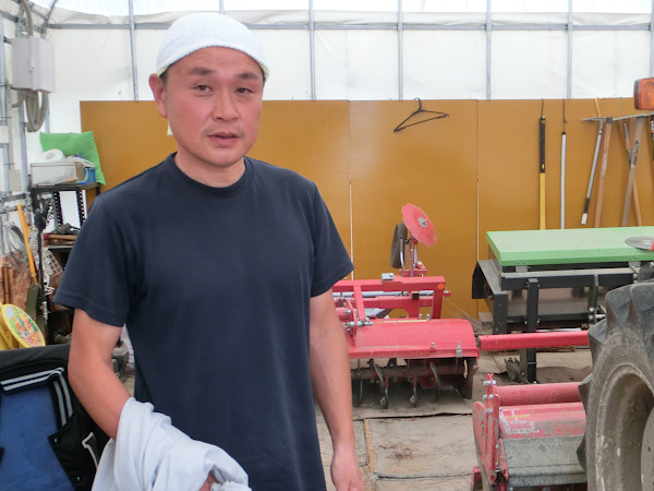 「40代でも遅くない」 大規模生産法人を卒業した農家の奮闘記
