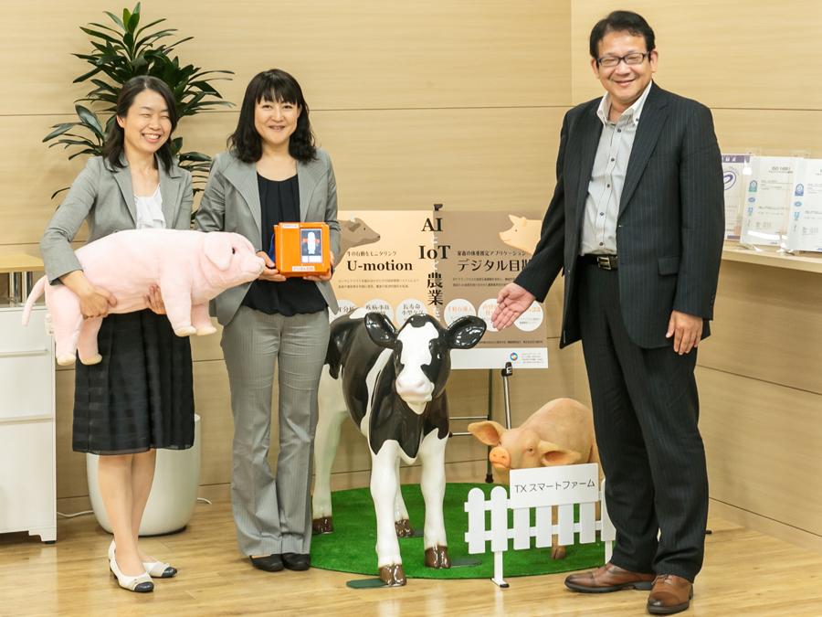 AI×IoT技術で農業を支援! NTTテクノクロスがパートナー企業と取り組む、新しい農業のみらい