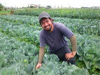 紅白出場のミュージシャンで元プロレスラー、新たな戦いの場は農業!