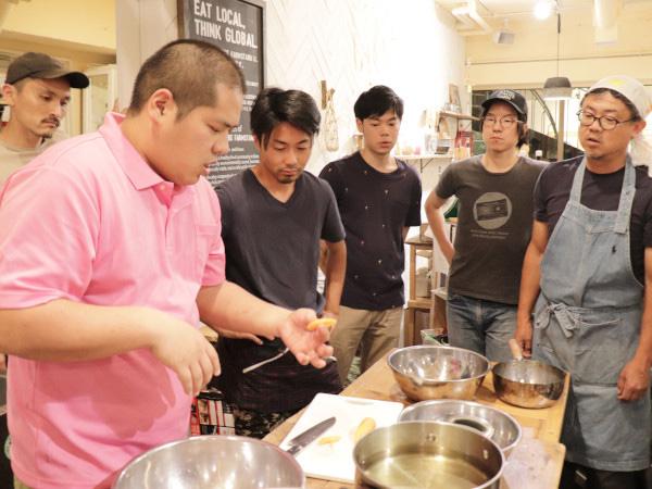 農業男子の「男飯塾」で販売力を強化! 料理教室との違いは?