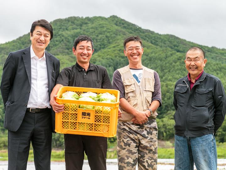 レタス農家の声に応えて、肥料会社の昭光通商アグリ(株)が生み出した、農業継続のプラットフォーム