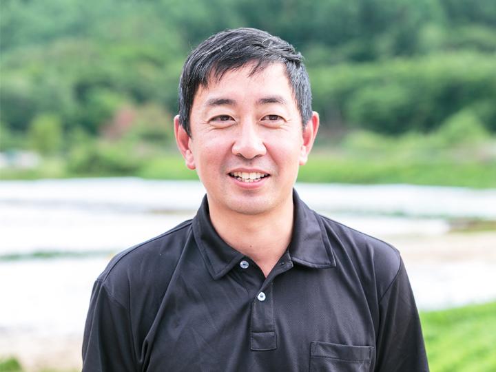昭光ファームネット 代表取締役 柳橋篤さん
