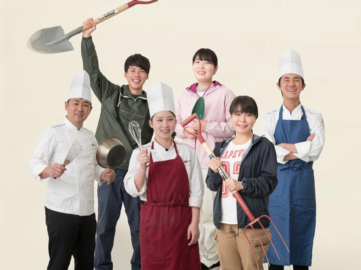 食と農が学べる新しい学校、『奈良県立なら食と農の魅力創造国際大学校』