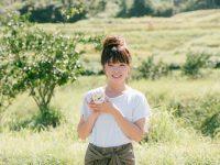 「棚田アイス」を食べて保全支援に 若き夫婦がアイデア発信
