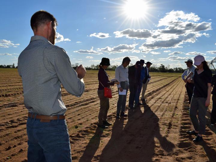 圧倒的スケールの農業大国オーストラリアで、最先端農業に触れてきた【Vol.1】