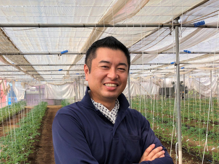 AI×農福連携で再起を果たす 農家16代目の挑戦