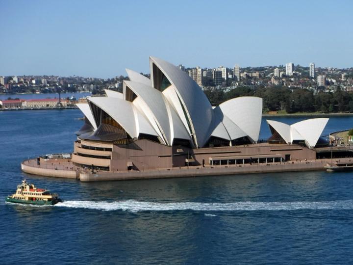 シドニーにある『オペラハウス』