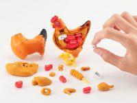 大人も子どもも鶏の部位を楽しく学べる 「一羽買い!!焼き鳥パズル」