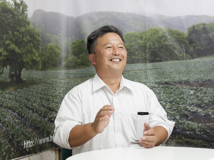 株式会社vegeta代表取締役の谷口浩一(たにぐち・こういち)さん