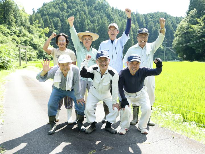 """愛知県豊田市の中山間地域で始まる。米の自給で集落を消滅の危機から救う """"自給家族"""" 式営農とは"""
