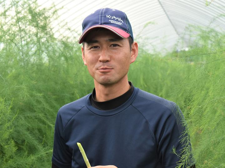 【福島県喜多方市】農業と共に生きる喜びを! 東北屈指のアスパラガス生産地で大きな一歩を踏み出した新米ファーマーの挑戦