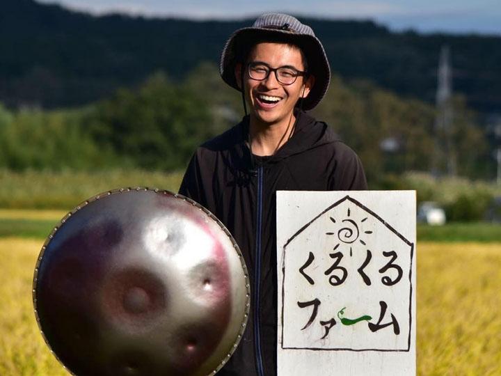 【福島県・くるくるファーム】パーマカルチャーで目指す、持続可能で幸せなライフスタイルの形成