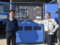 電源喪失のリスクを防ぐデンヨーの発電機! 豊富なライナップから選べます!