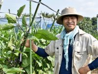 「東京に農地を残したい」──。農家の4代目が地域貢献に込めた願い