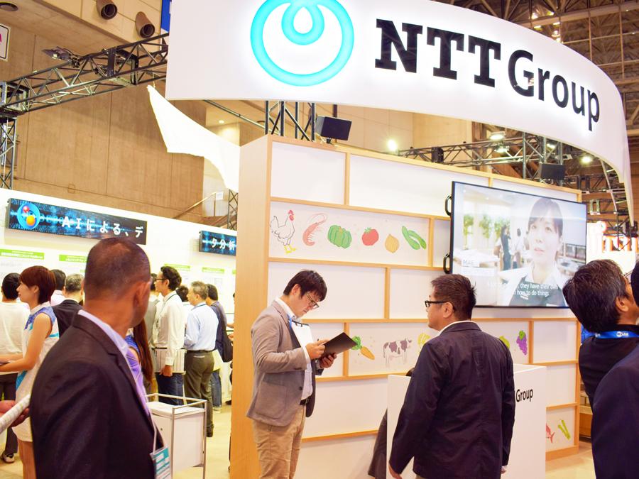 NTTグループの技術力が、農業と融合することで生み出される次世代の姿に注目――2019年10月9日~11日の3日間、『第9回 農業Week(幕張メッセ)』に出展