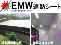 断熱から遮熱の時代へ。『EMW遮熱シート』で農産・畜産施設を快適に! ―株式会社リード技建―