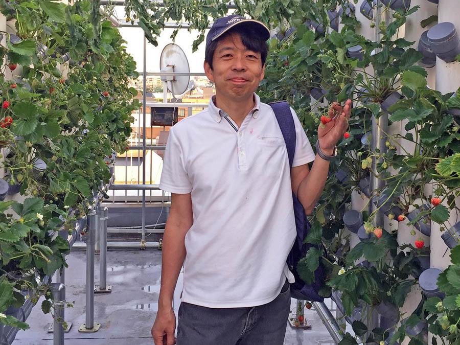 【参加無料】11月1日(金)マイナビ農業Presents~人形町FridayCollege~特別ゲストご紹介