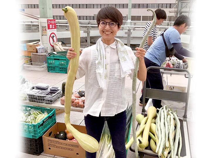 """""""被災農家と消費者をつなぐ""""千葉県の農作物を支援する森脇菜採さんの取り組み"""