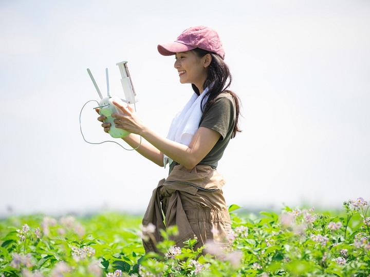 スマート農業を身近に感じて 日本農業情報システム協会が長崎・南島原などの地域でイベント開催