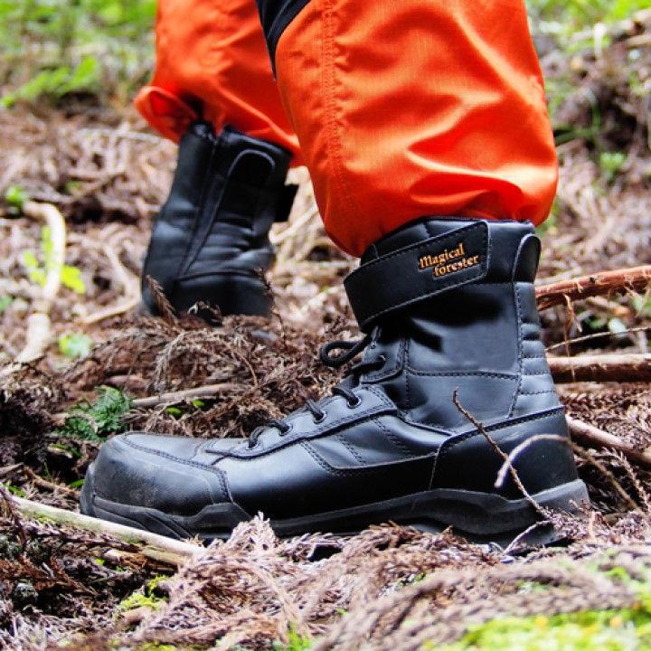 林業用ブーツ