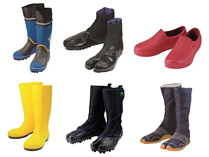 買う前に知っておきたい! 作業別おすすめ農作業靴