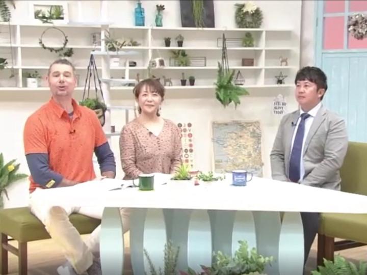 農業を通じて人と人をつなぐ マイナビ農業の取り組みをテレビ宮崎で発信