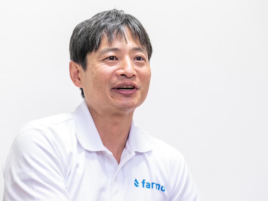 永井洋志さん