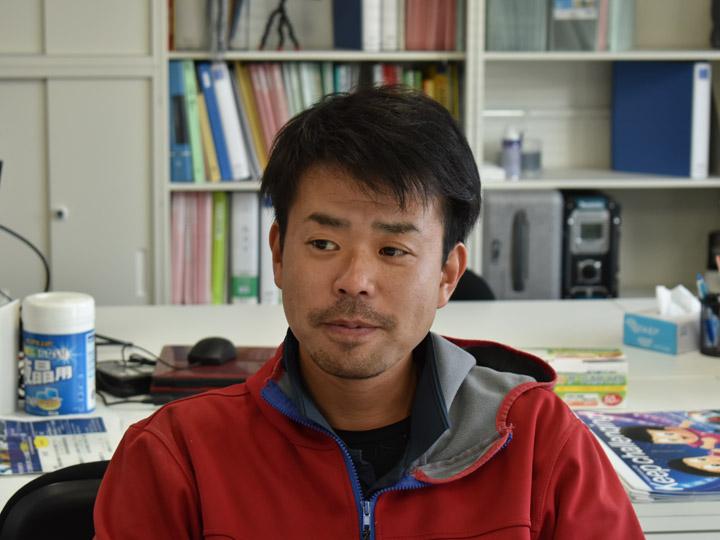 株式会社グラン・ファーム代表取締役の後藤直之さん