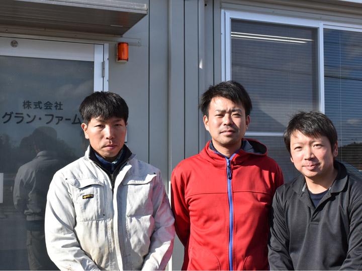 【福島県新地町】徹底した効率化がもたらす「安定経営」。『株式会社グラン・ファーム』の営農スタイルとは