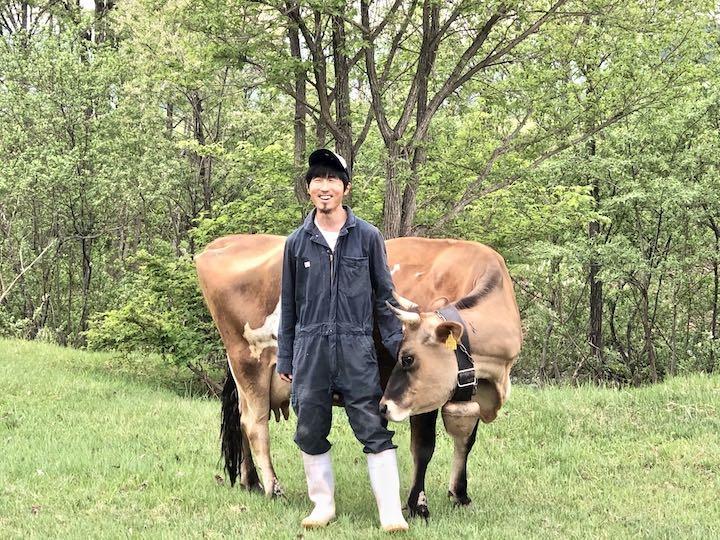 北海道で、放牧酪農で暮らそう。大阪から来た二人の選択と今