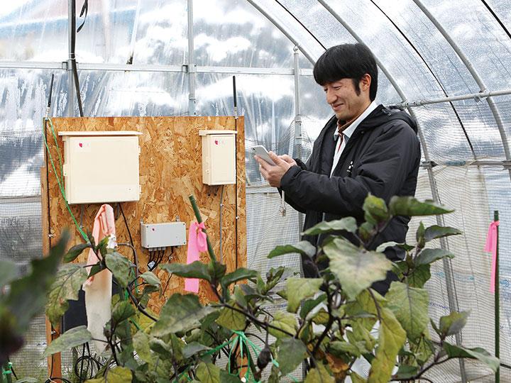 自社一貫製造で導入しやすい価格帯を実現! 農家思いのハウス自動開閉システム