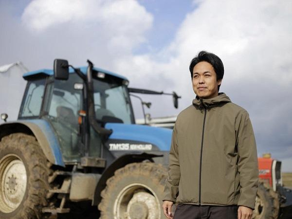 次世代農業を見据えるリーダー。農業の可能性を広げる力とは
