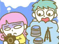 漫画「宮崎に移住した農家の嫁日記」【第92話】農園用のカメラ選び
