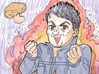 漫画【第4話】にじみ出るキノコへの愛