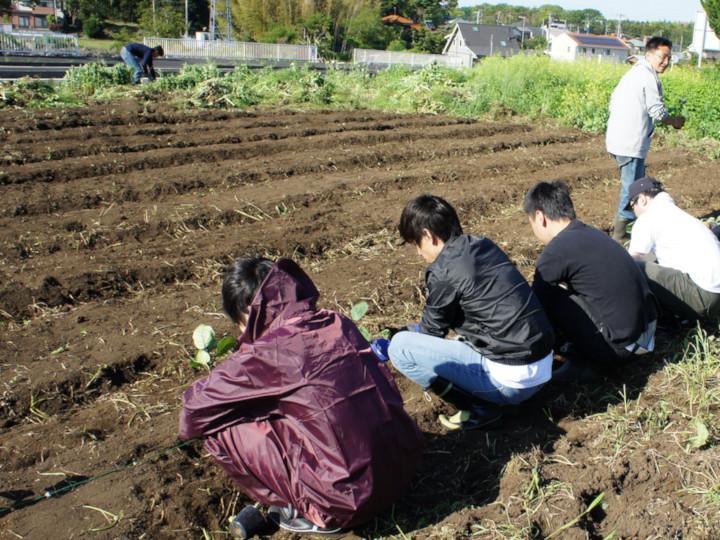 多様な人々を農業界のプレーヤーに育てる! 人生を取り戻す農スクールの価値