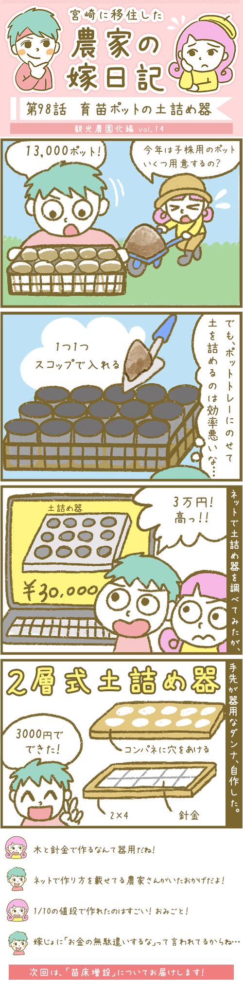 漫画第98話