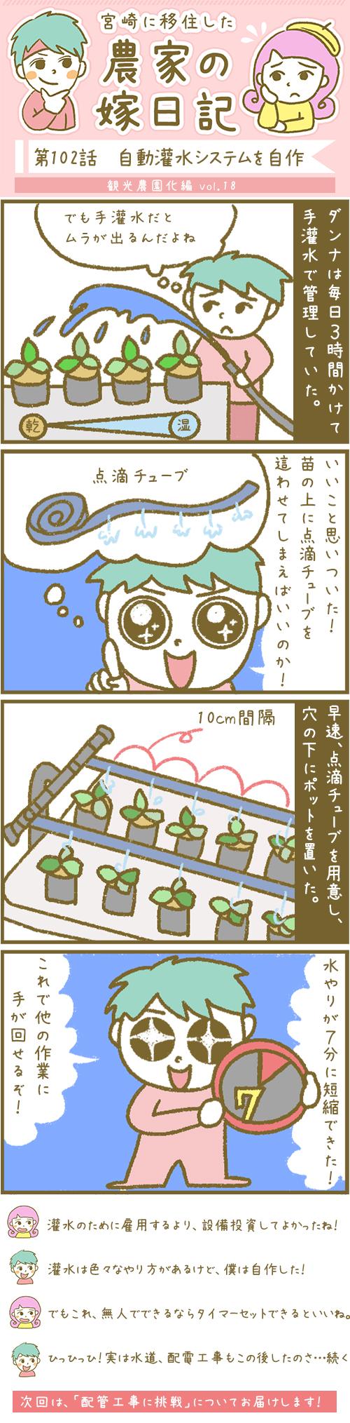 漫画第102話