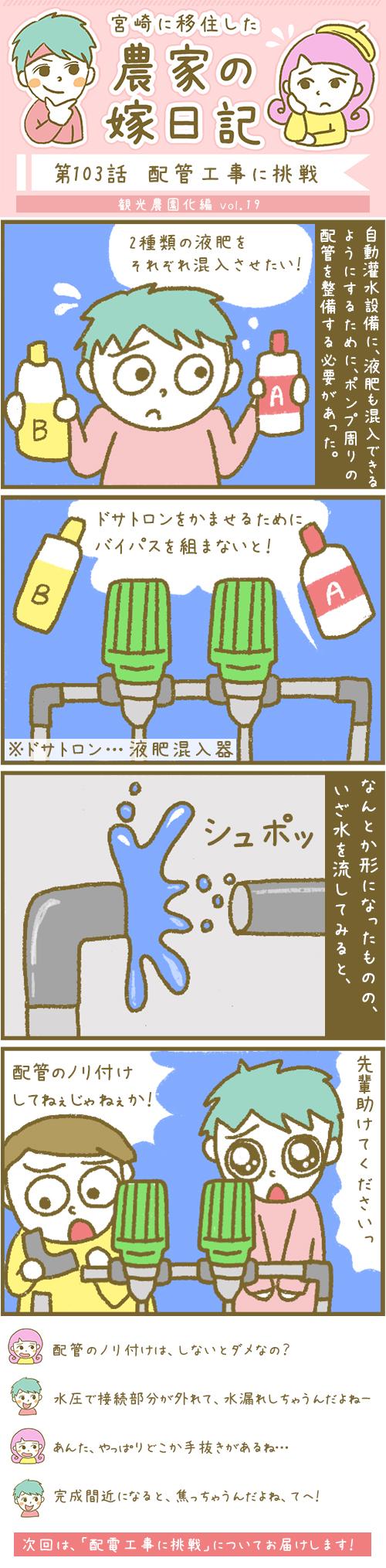 漫画第103話