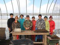 北海道の畑作を体験しながら、国際交流もできるインターンシップ