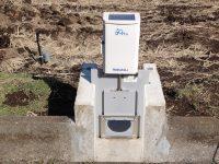 開水路の用水管理を省力化 米農家の声から生まれた「水まわりゲートくん」