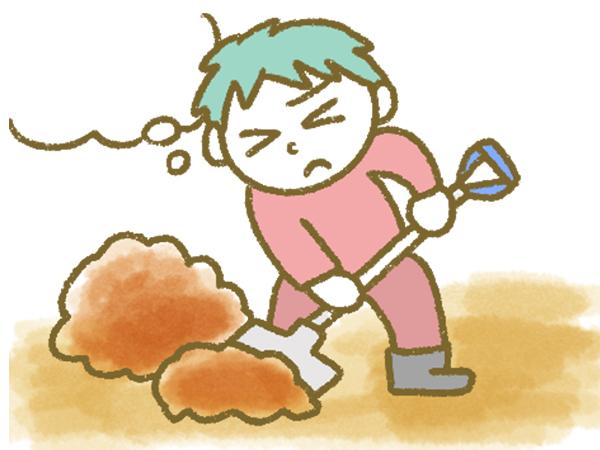 漫画「宮崎に移住した農家の嫁日記」【第109話】微生物の力