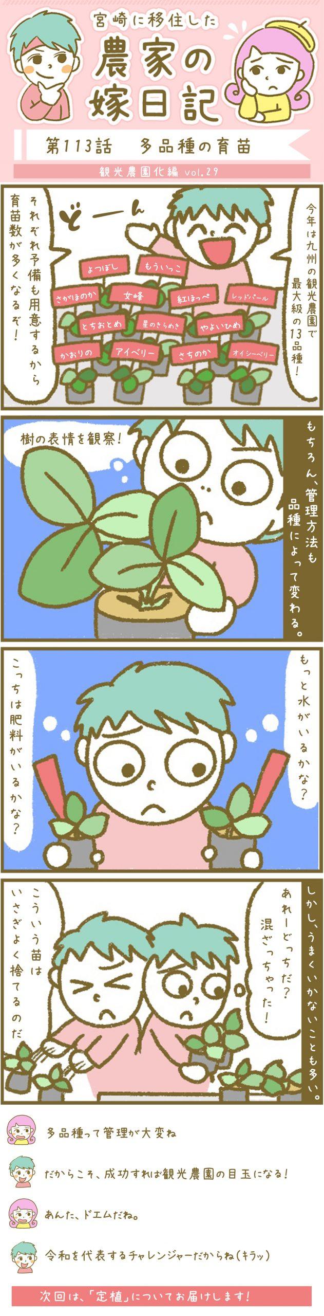 漫画第113話