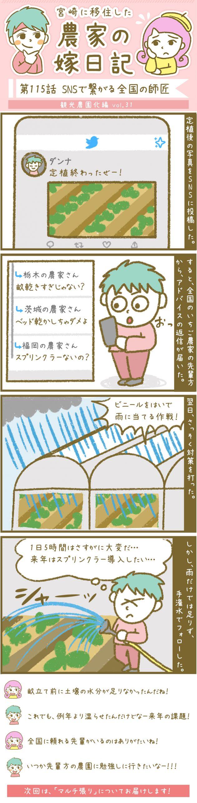 漫画第115話