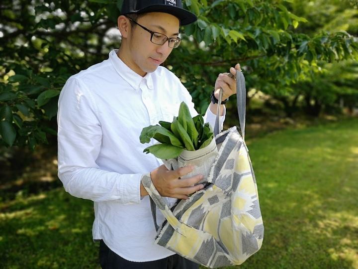 """脱プラスチック。野菜を包む""""ひと工夫""""は環境のためにも差別化にもなる?"""