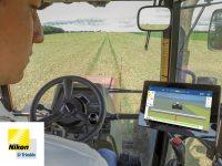 """「真っ直ぐ」走って作業効率・収益向上! 『GNSSガイダンス・自動操舵システム』が実現する農業の""""働き方改革"""""""
