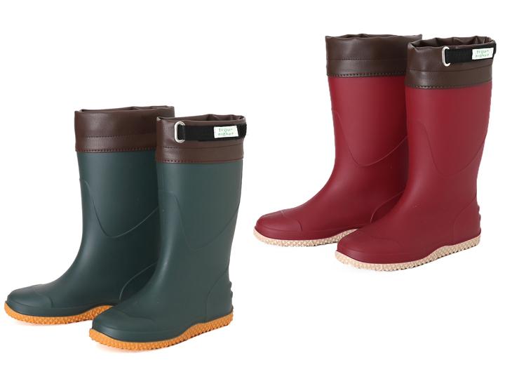 梅雨の時期、ぬかるむ地面でも農業用長靴を履いて快適に!