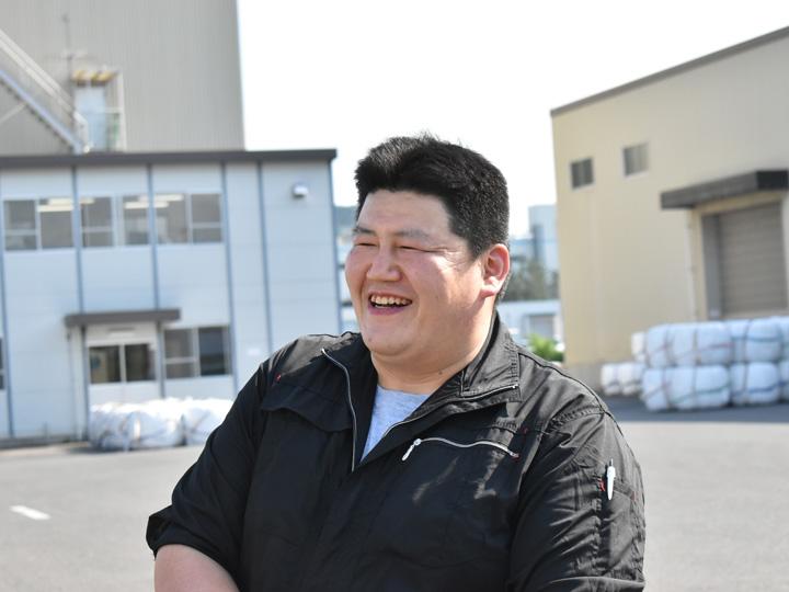 酪農ヘルパーの醍醐味を語ってくれた酪農ヘルパー歴19年、現役で活躍している喜古さん