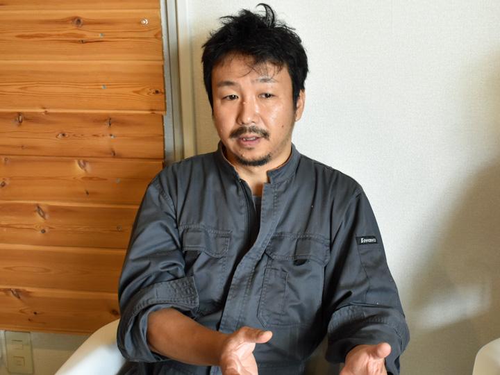 宮城県角田市『株式会社veeell』CEOの小林光輝さん
